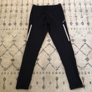 ASICS  Reflector Yoga Pants NWOT